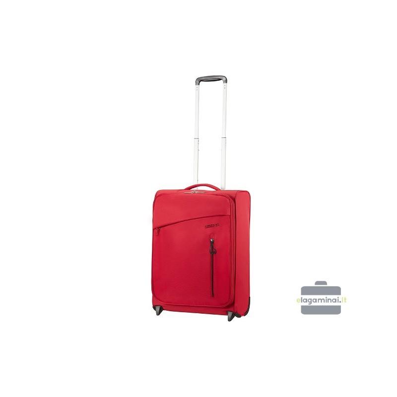 Väike kohver American Tourister Litewing M punane