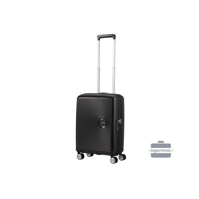 0feb48c47a2 Väike kohver American Tourister Soundbox M black Samsonite