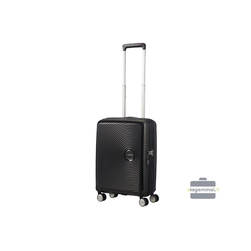 Väike kohver American Tourister Soundbox M black