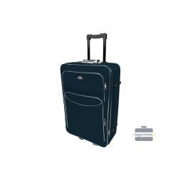 Keskmise suurusega kohver Deli 101-V tume sinine