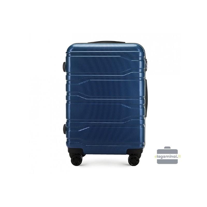 Suur kohver Wittchen 56-3P-983 sinine