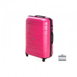 Liels kohver Wittchen 5 56-3T-723-D roosa