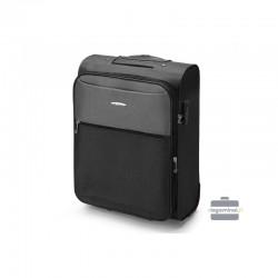 Käsipagasi kohvrid VIP Travel V25-3S-241-M must hall