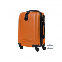 Käsipagasi kohvrid Bagia 8078-M orange