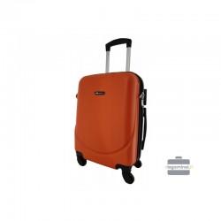 Käsipagasi kohvrid Bagia 8091-M orange