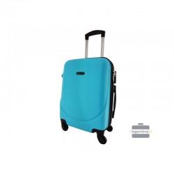 Käsipagasi kohvrid Bagia 8091-M skyblue
