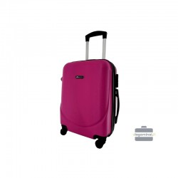 Käsipagasi kohvrid Bagia 8091-M violetne