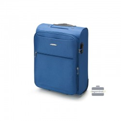 Käsipagasi kohvrid VIP Travel V25-3S-241-M blue