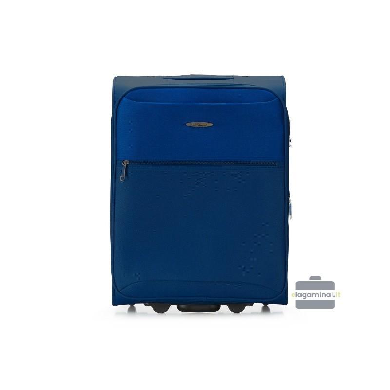 Käsipagasi kohvrid VIP Travel V25-3S-241-M dark blue