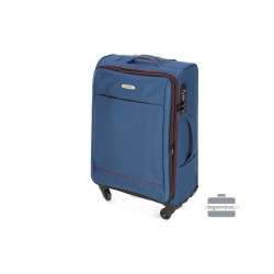 Keskmise suurusega kohver Wittchen 56-3S-462 blue