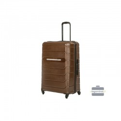 Suur kohver Burak PQ-D brown