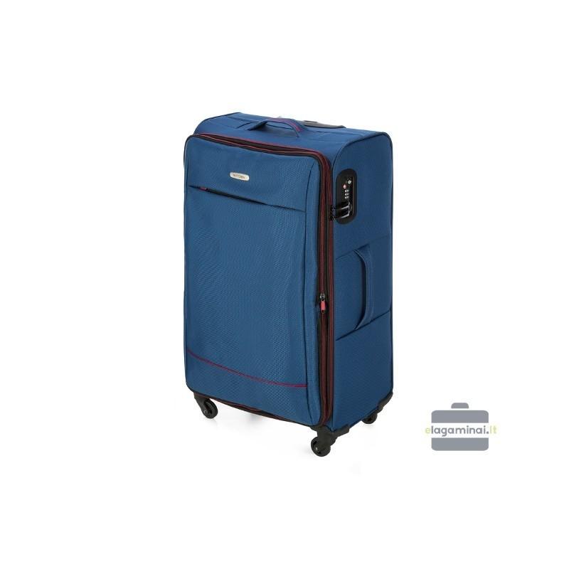 Suur kohver Wittchen 56-3S-463 sinine