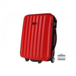 Käsipagasi kohvrid Bagia 514-M punane