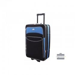 Keskmise suurusega Deli 101-V must- sinine
