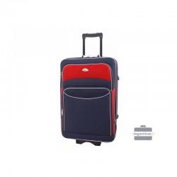 Keskmise suurusega Deli 101-V sinine-punane