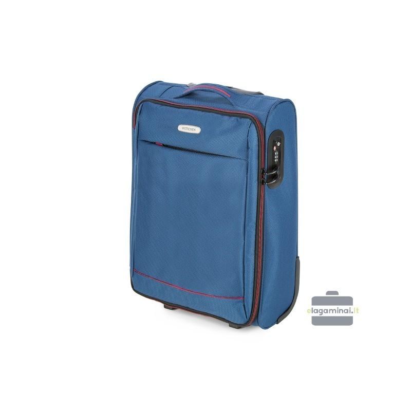 Käsipagasi kohvrid Wittchen 56-3S-461 sinine