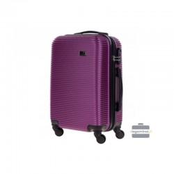 Käsipagasi kohvrid Bagia 8080-M Violetne