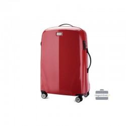Keskmise suurusega kohvrid Wittchen 56-3P-572 punane