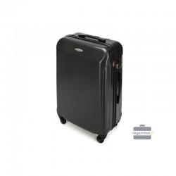 Keskmise suurusega kohvrid Wittchen 56-3P-872 must