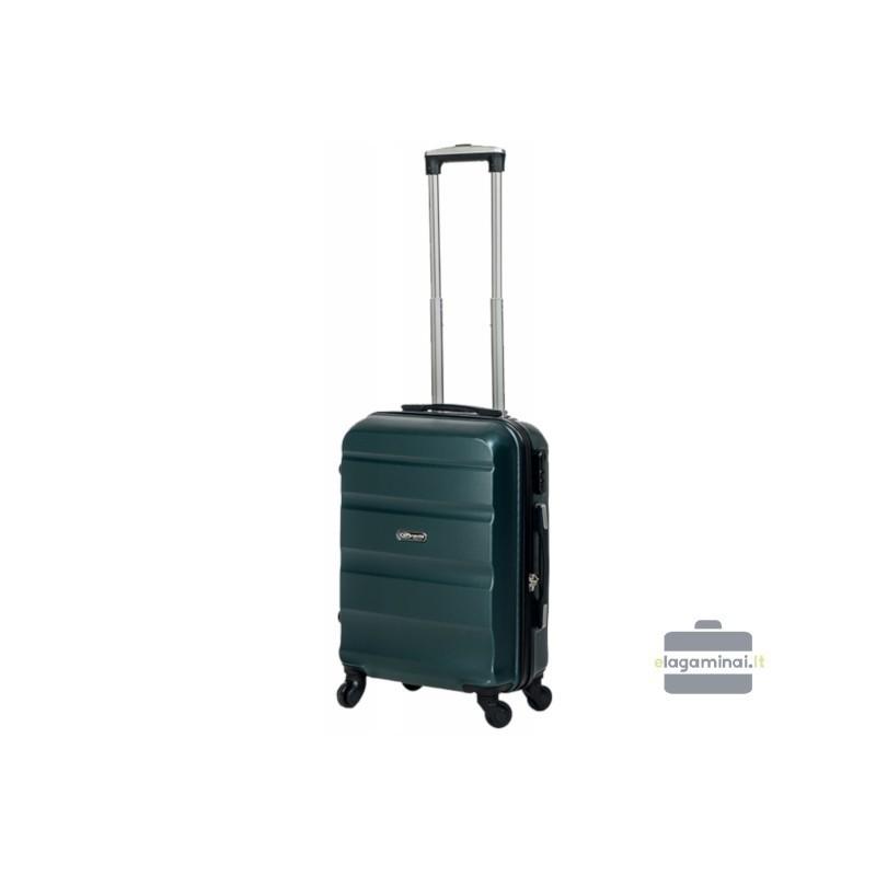 Käsipagasi kohvrid Gravitt Travel 710-M tume roheline