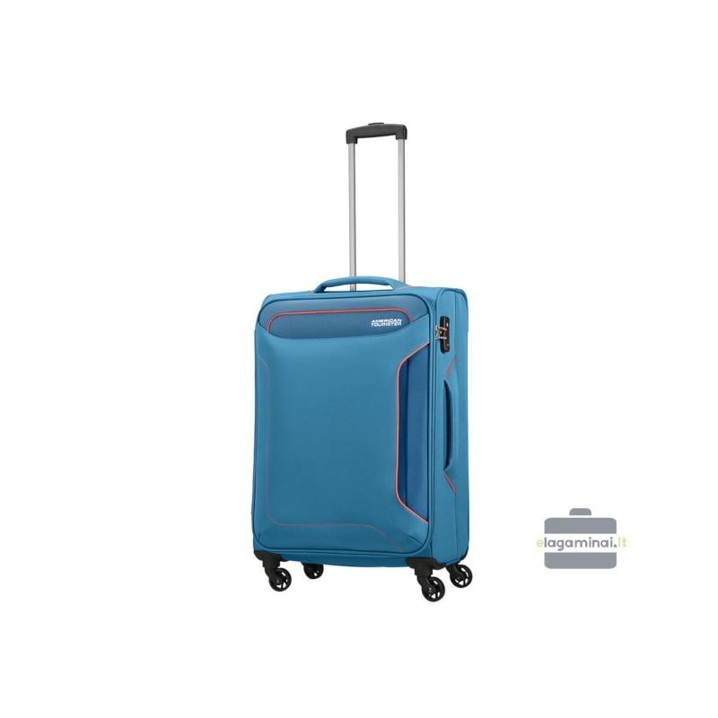Keskmise suurusega kohvrid American Tourister Holiday Heat V sinine