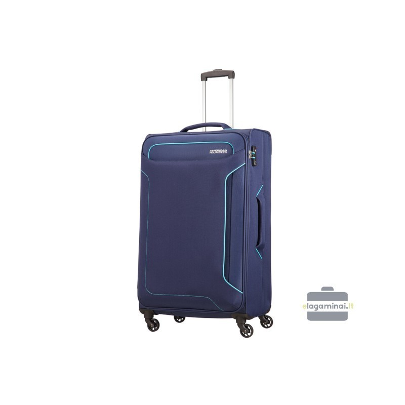 Suur kohvrid American Tourister Holiday Heat D tume sinine