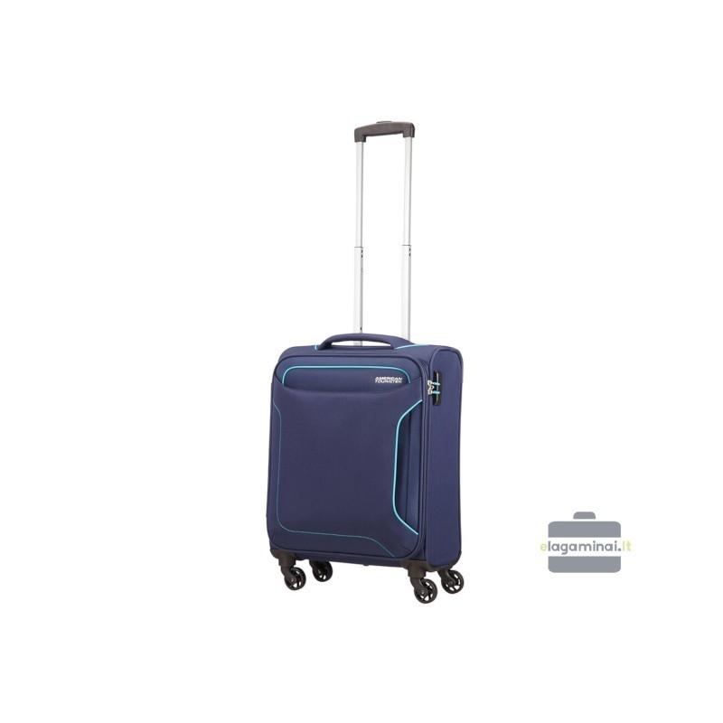 Käsipagasi kohvrid American Tourister Holiday Heat M tume sinine 4W