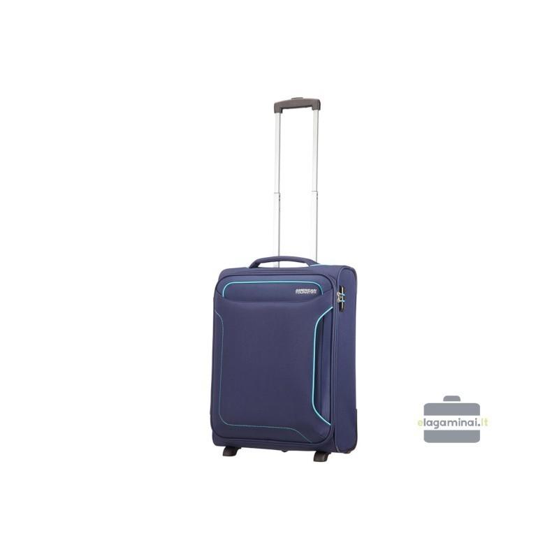 Käsipagasi kohvrid American Tourister Holiday Heat M tume sinine