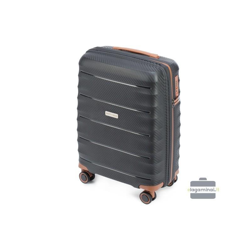 Käsipagasi kohvrid Wittchen 56-3T-761 must