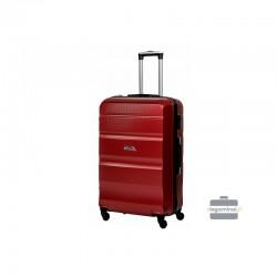Keskmise suurusega Gravitt Travel 710-V tume punane