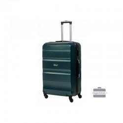Suur Kohvrid Gravitt Travel 710-2Z-D tume roheline