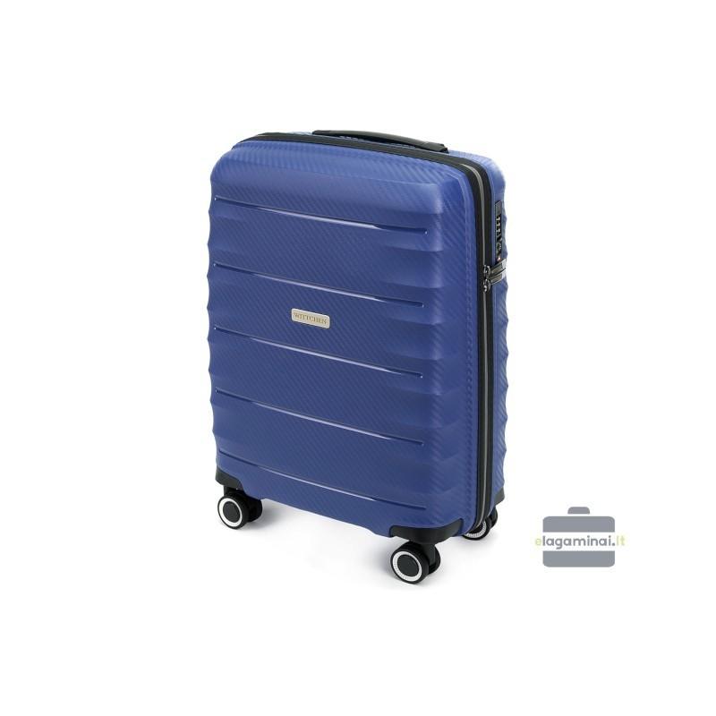Käsipagasi kohvrid Wittchen 56-3T-761 sinine