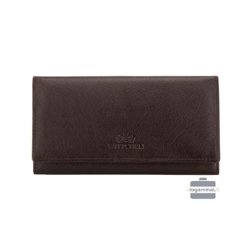 Suur emane rahakott Wittchen 02-1-075-4 pruun