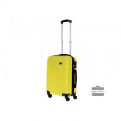 Väike kohver Bagia 8080-M kollane