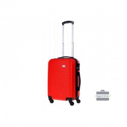 Väike kohver Bagia 8080-M Punane