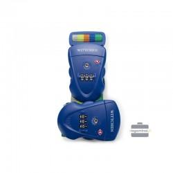Kohvri rihm Wittchen 56-30-014 sinine