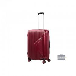 Keskmise suurusega kohvrid American Tourister Modern Dream V t punane