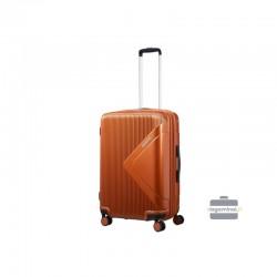 Keskmise suurusega kohvrid American Tourister Modern Dream V oranž
