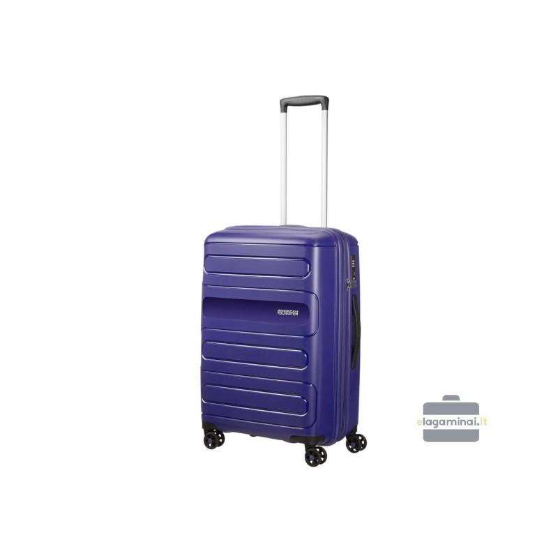 Keskmise suurusega kohvrid American Tourister Sunside V sinine
