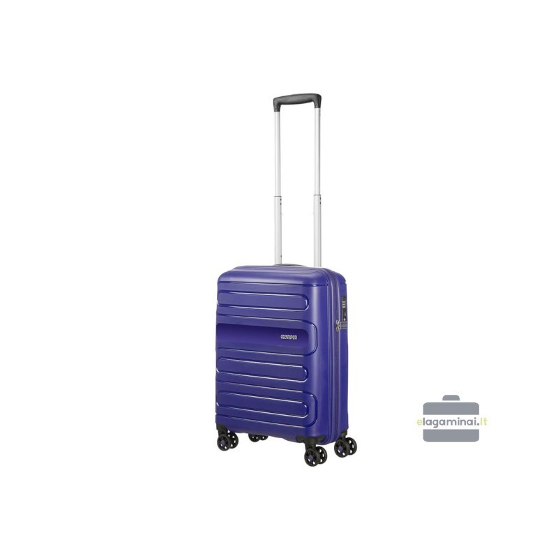 Käsipagasi kohvrid American Tourister Sunside M sinine