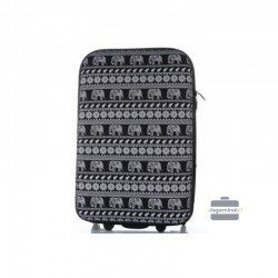 Keskmise suurusega kohvrid David Jones 1004-V
