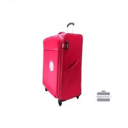 Suur Kohvrid David Jones 5043-D punane