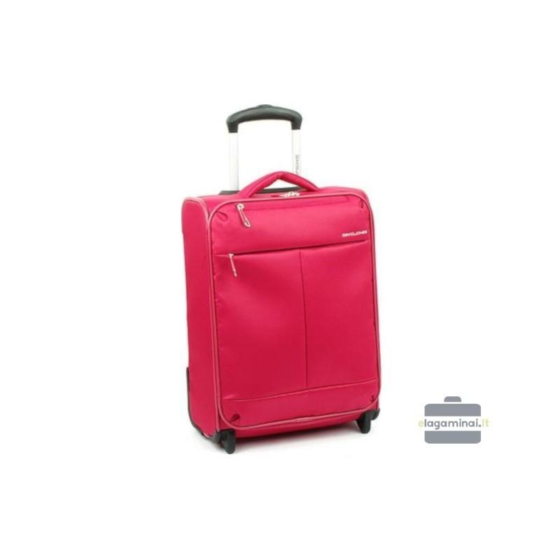 Käsipagasi kohvrid David Jones 5043-M punane