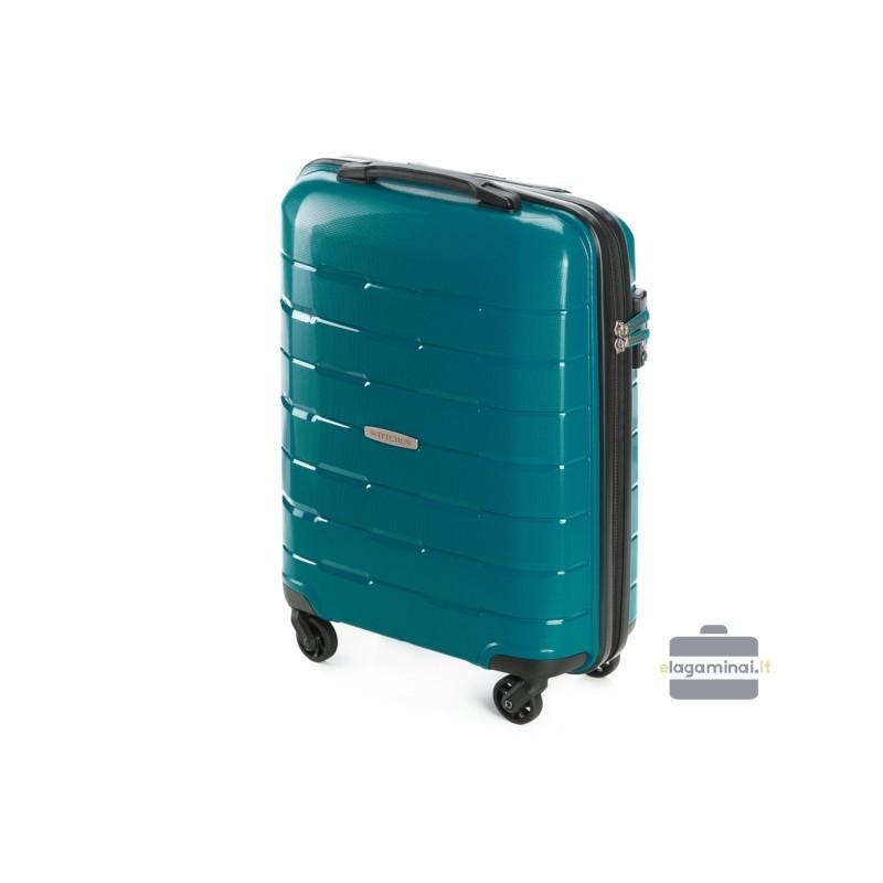 Käsipagasi kohvrid Wittchen 56-3T-721 roheline
