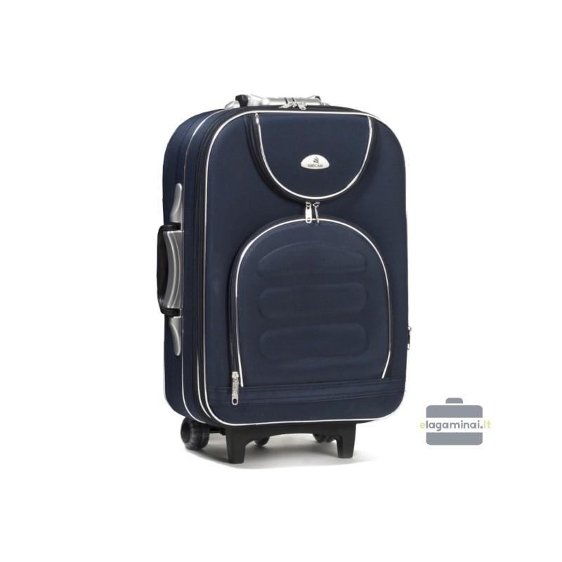 Käsipagasi kohvrid Suitcase 801-M T sinine