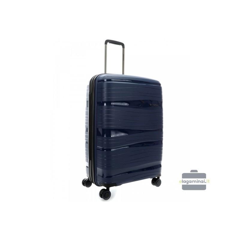 Travelite Motion V tumesinine keskmise suurusega kohvrid