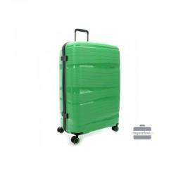Travelite Motion D roheline suur Kohvrid