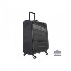 Travelite Kite V must keskmise suurusega kohvrid
