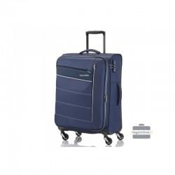 Travelite Kite V tumesinine keskmise suurusega kohvrid