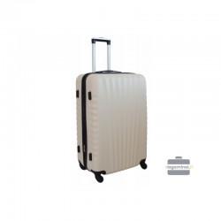 Keskmise suurusega kohvrid Gravitt 888-2Z-V cream